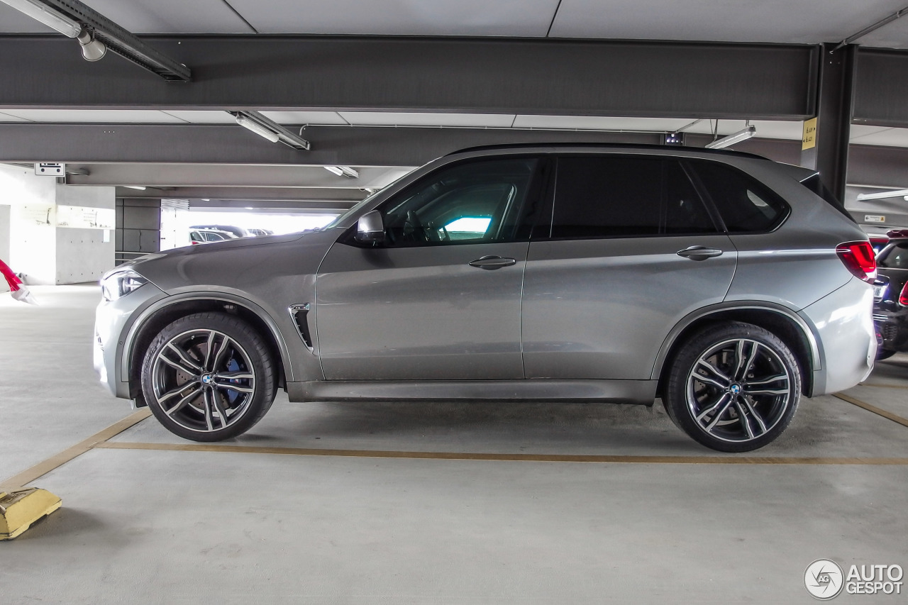 Bmw X5 M F85 21 May 2015 Autogespot