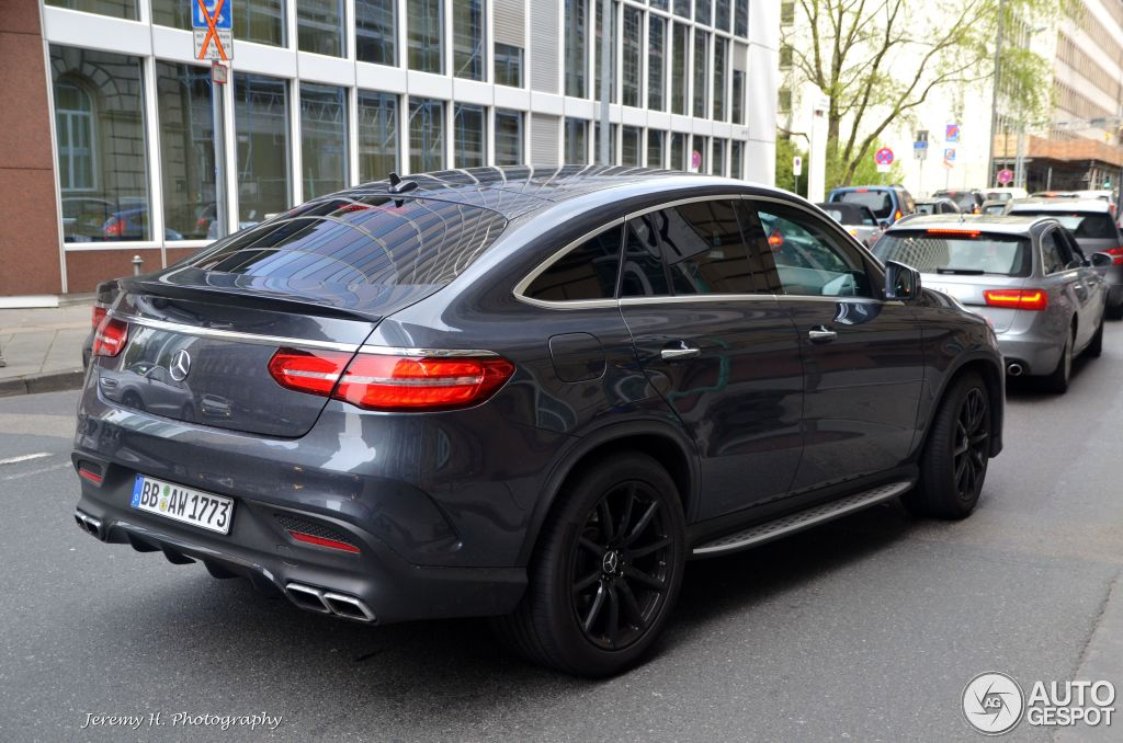 mercedes amg gle 63 coupe 21 mai 2015 autogespot. Black Bedroom Furniture Sets. Home Design Ideas