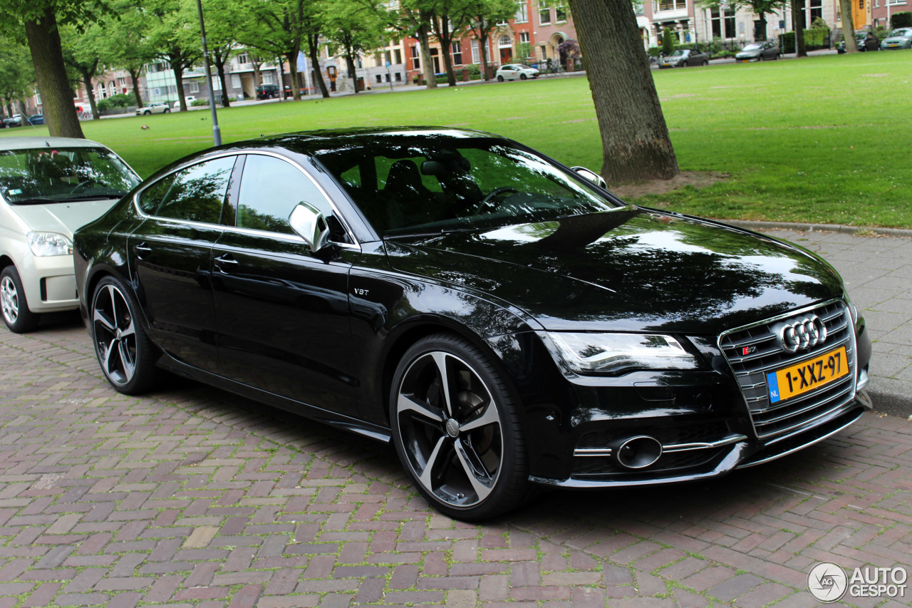 audi s7 sportback 23 may 2015 autogespot. Black Bedroom Furniture Sets. Home Design Ideas