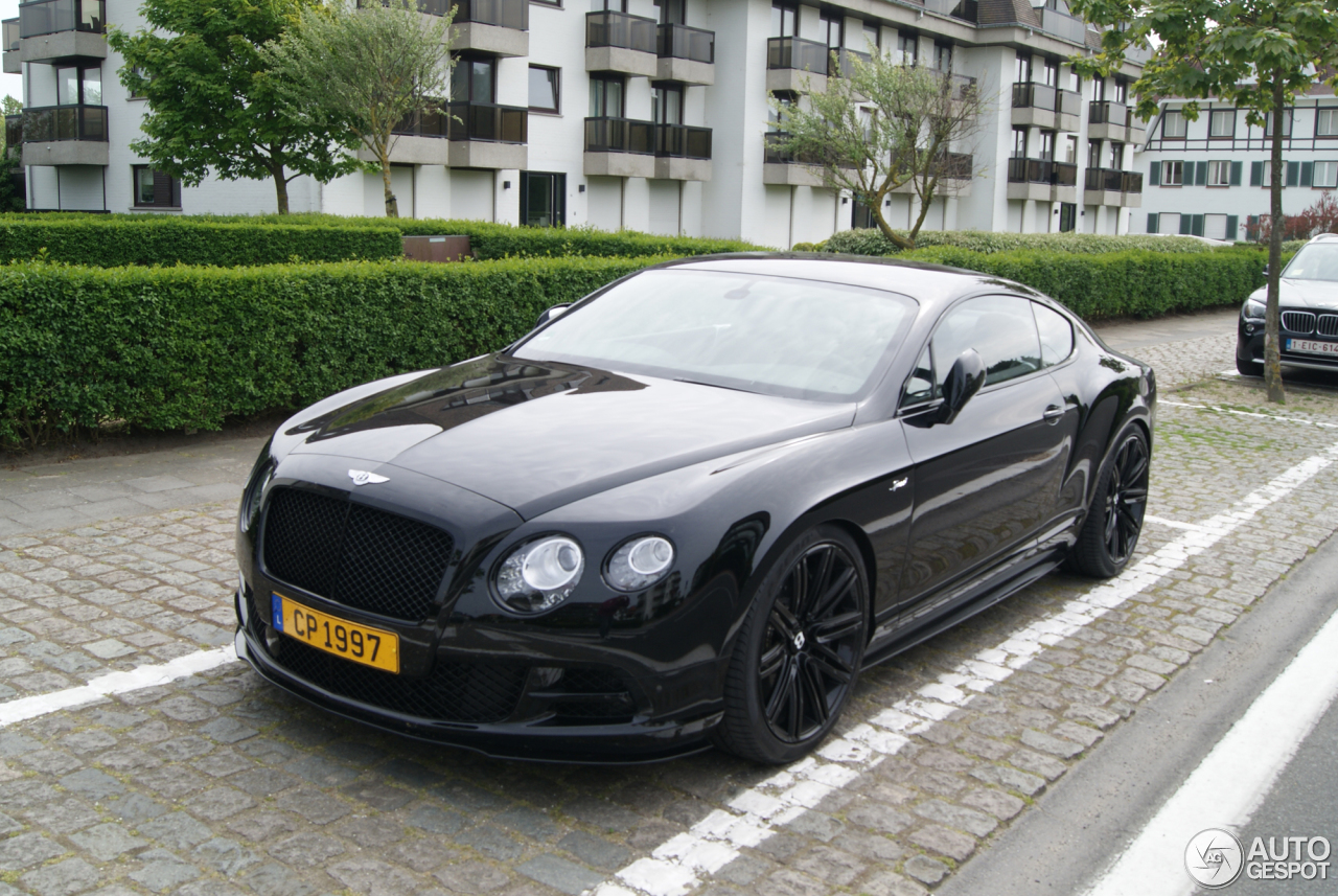 Bentley Continental Gt Speed 2015 23 May 2015 Autogespot