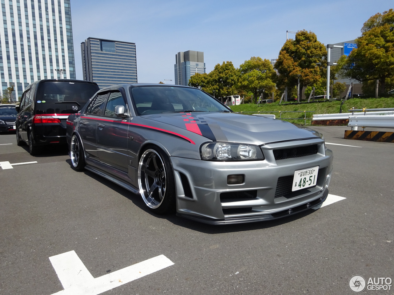 2009 Nissan Gtr For Sale >> Nissan Skyline R34 Sedan - 23 May 2015 - Autogespot