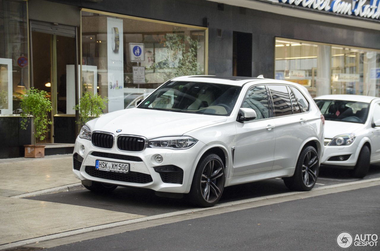 Bmw X5 M F85 24 May 2015 Autogespot