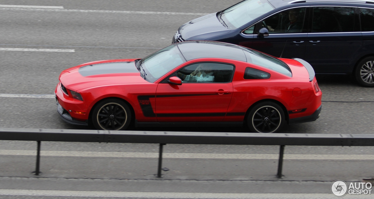Ford Mustang Boss 302 2010 24 May 2015 Autogespot
