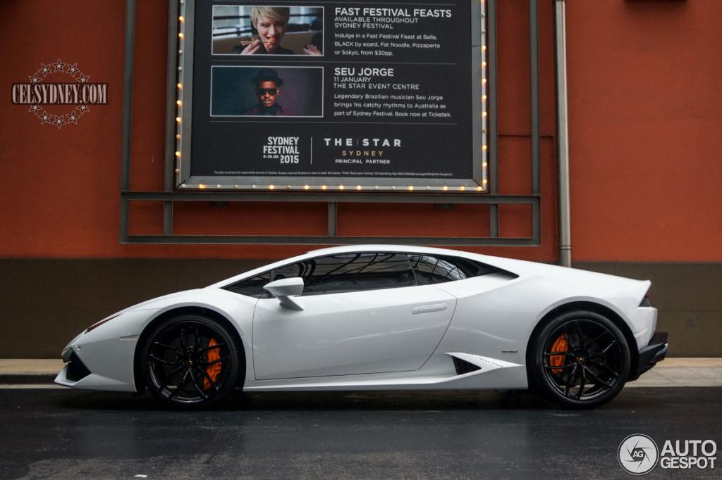 4 i lamborghini huracn lp610 4 4 - Lamborghini Huracan Grey