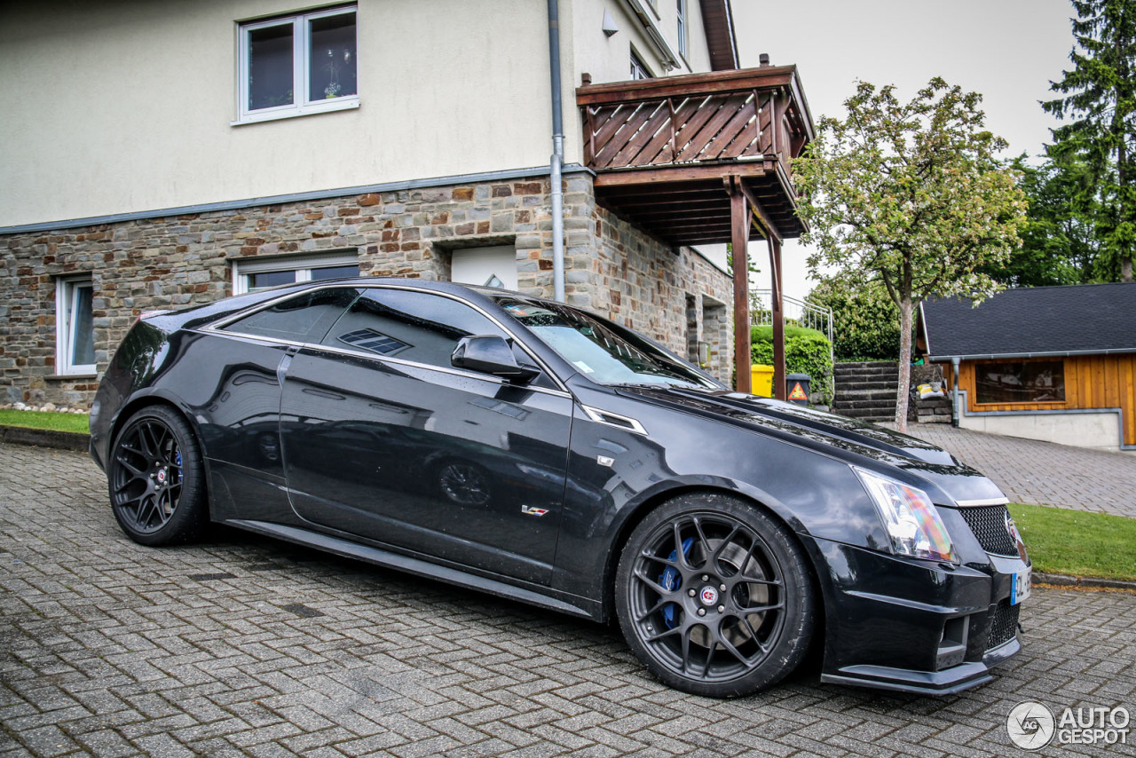 cadillac cts v coupe hennessey v700 25 mei 2015 autogespot. Black Bedroom Furniture Sets. Home Design Ideas