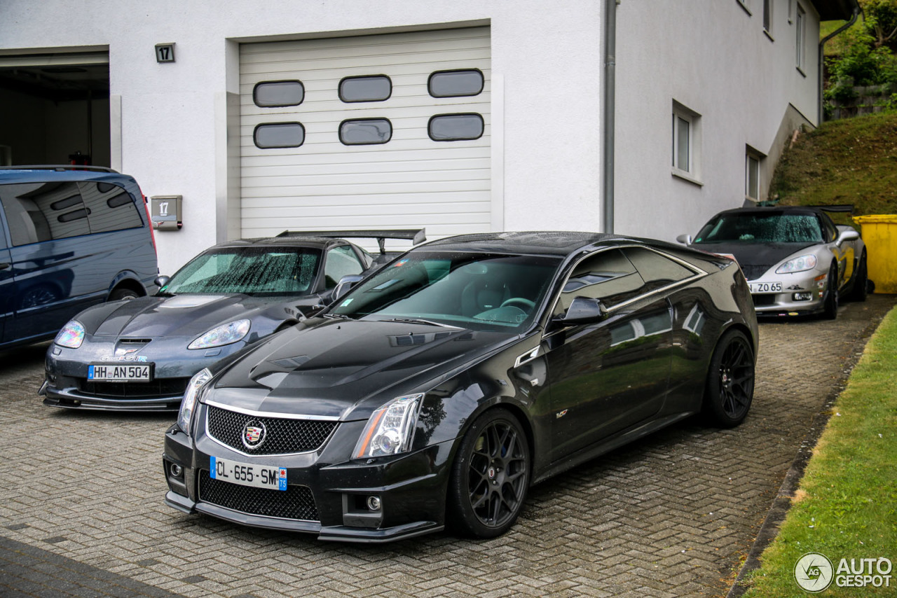 cadillac cts v coupe hennessey v700 25 may 2015 autogespot. Black Bedroom Furniture Sets. Home Design Ideas
