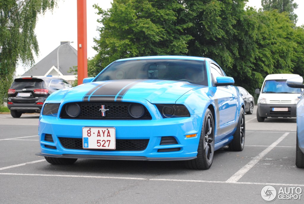 Ford Mustang Boss 302 2013 25 May 2015 Autogespot