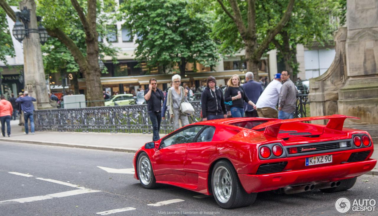 Lamborghini Diablo 25 May 2015 Autogespot