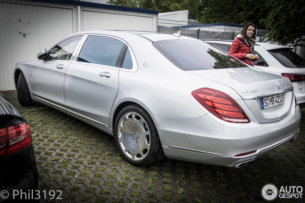 Mercedes maybach s600 25 may 2015 autogespot for 2008 mercedes benz s600 for sale
