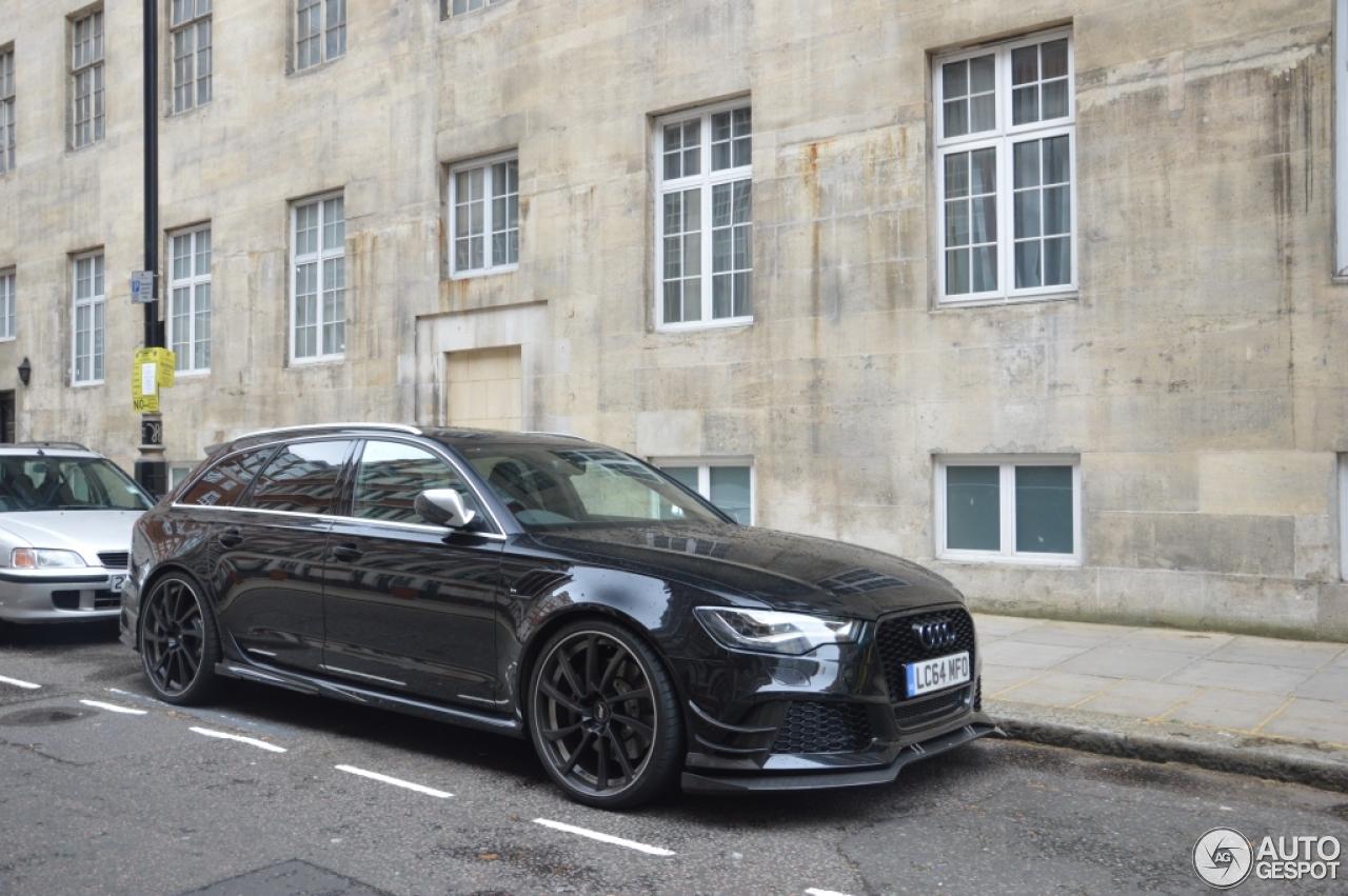 Audi Abt Rs6 R Avant C7 26 May 2015 Autogespot