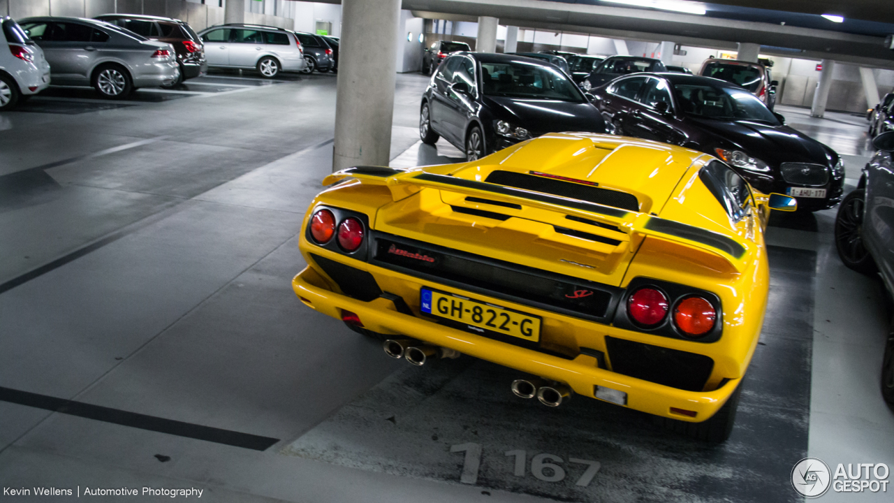 Lamborghini Diablo SV  26 May 2015  Autogespot