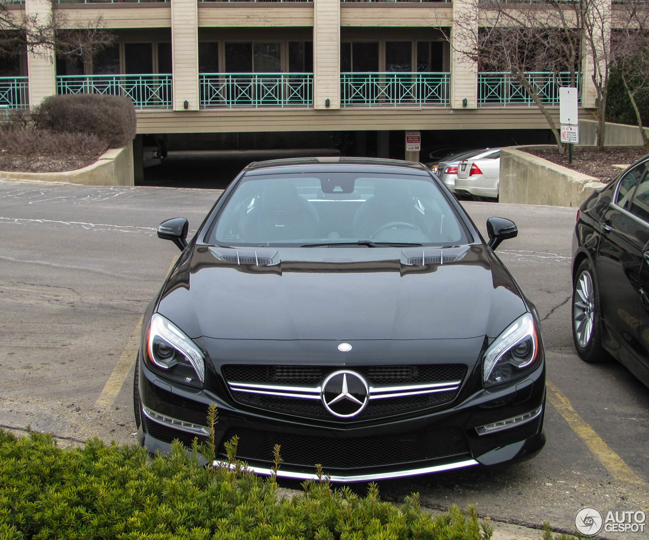 Mercedes Benz Sl 63 Amg R231 26 Mai 2015 Autogespot