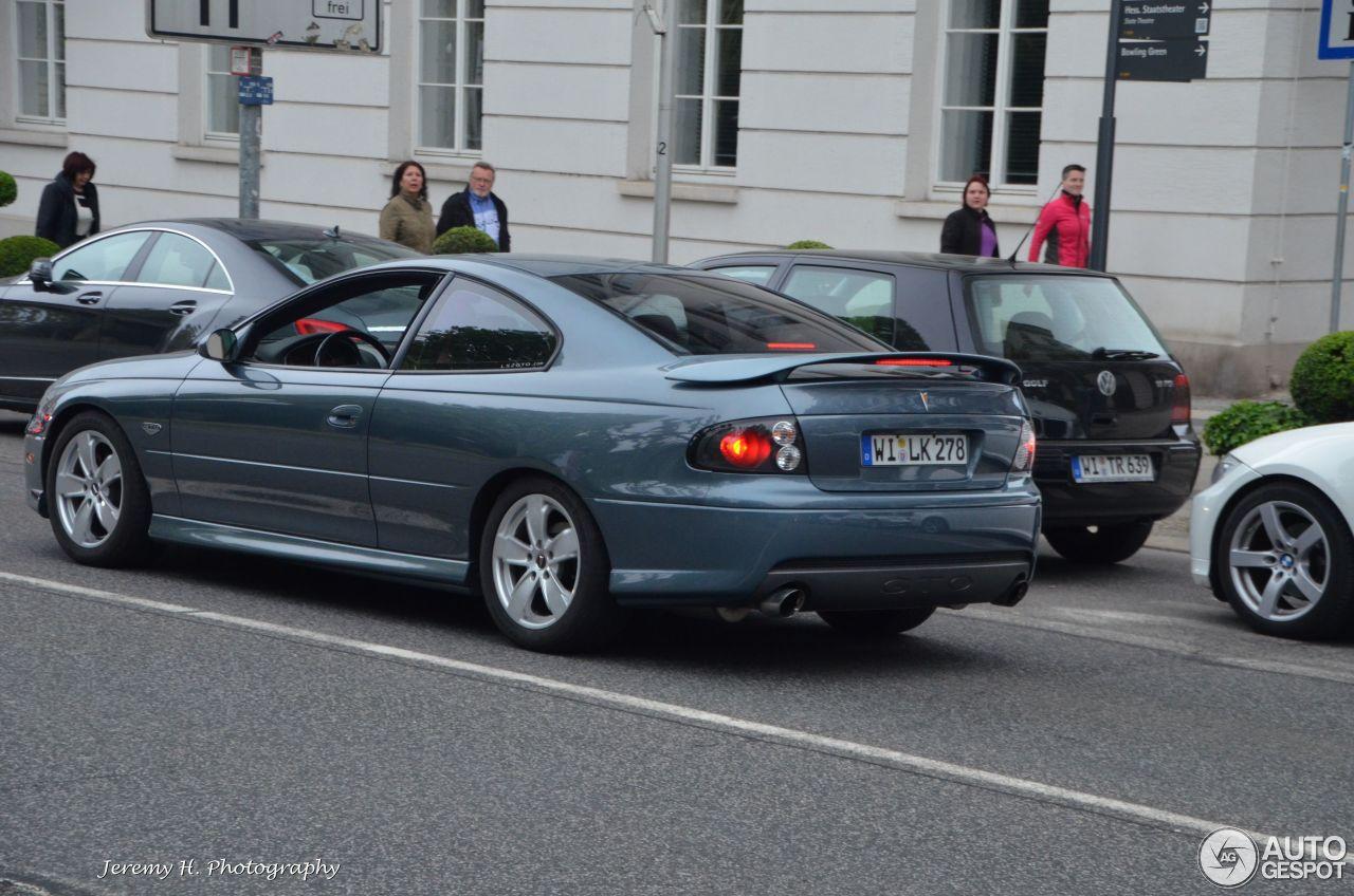 Pontiac GTO 6 0 26 May 2015 Autogespot