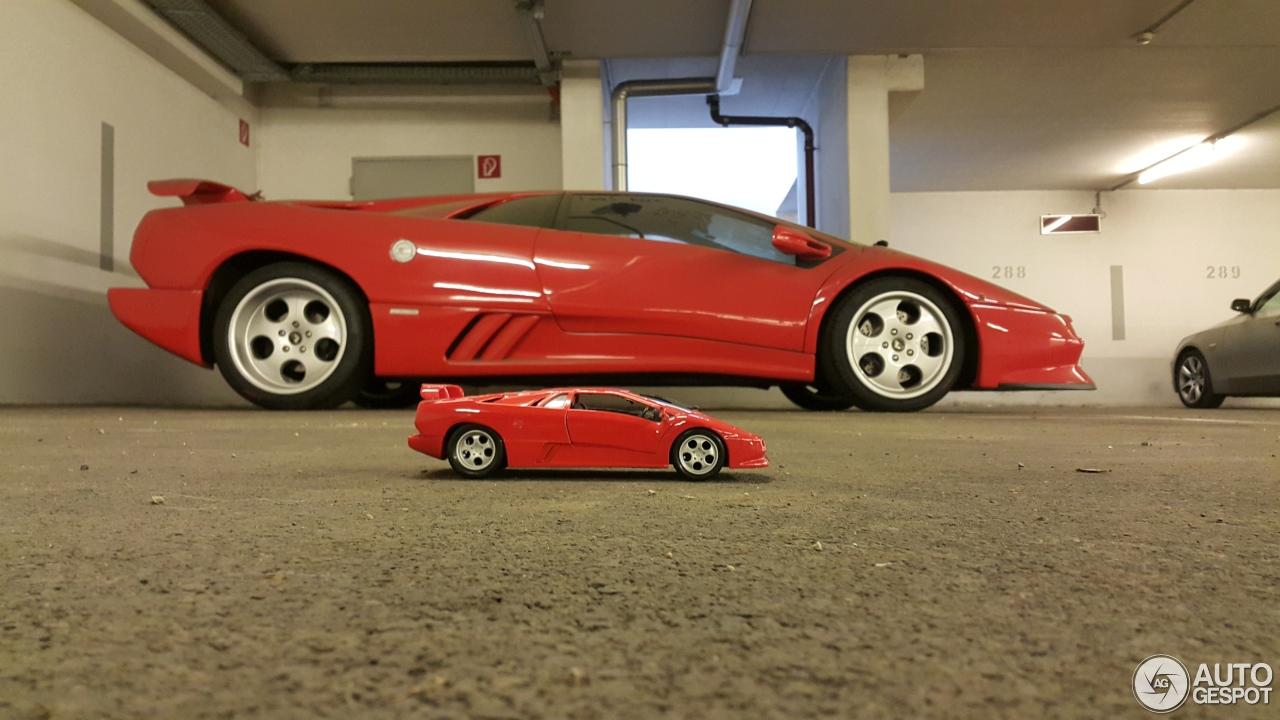 Lamborghini Diablo Se30 27 May 2015 Autogespot