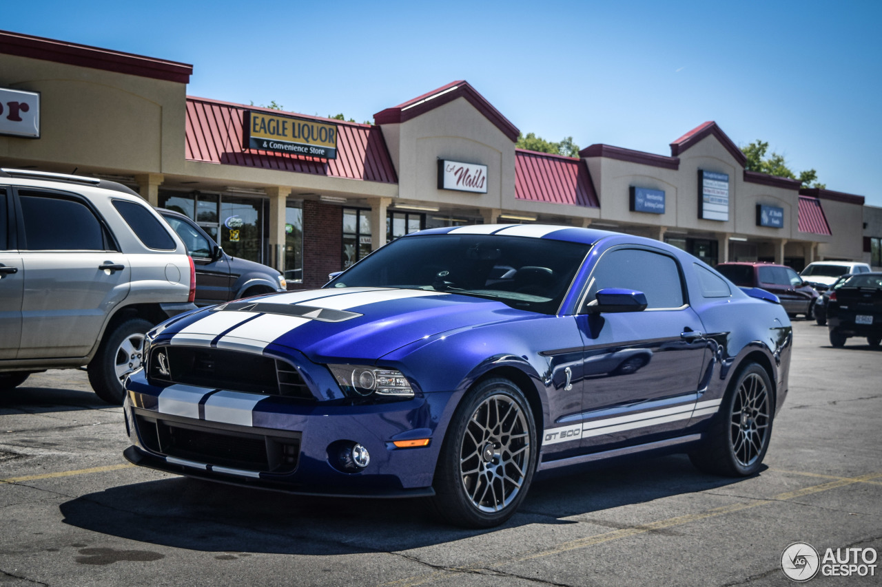 Ford Mustang Shelby GT500 2013 - 28 May 2015 - Autogespot