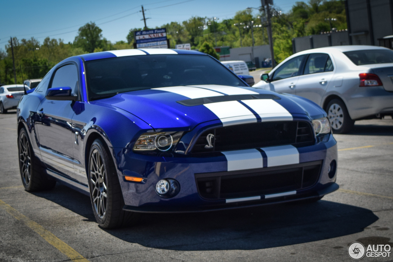 2017 Shelby Gt500 >> Ford Mustang Shelby GT500 2013 - 28 May 2015 - Autogespot