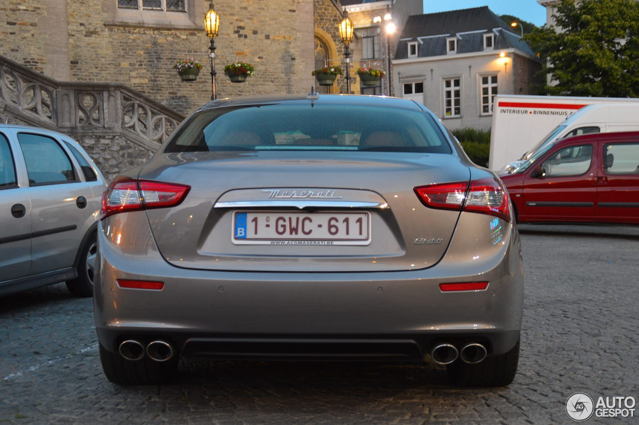 maserati ghibli 2013 28 may 2015 autogespot