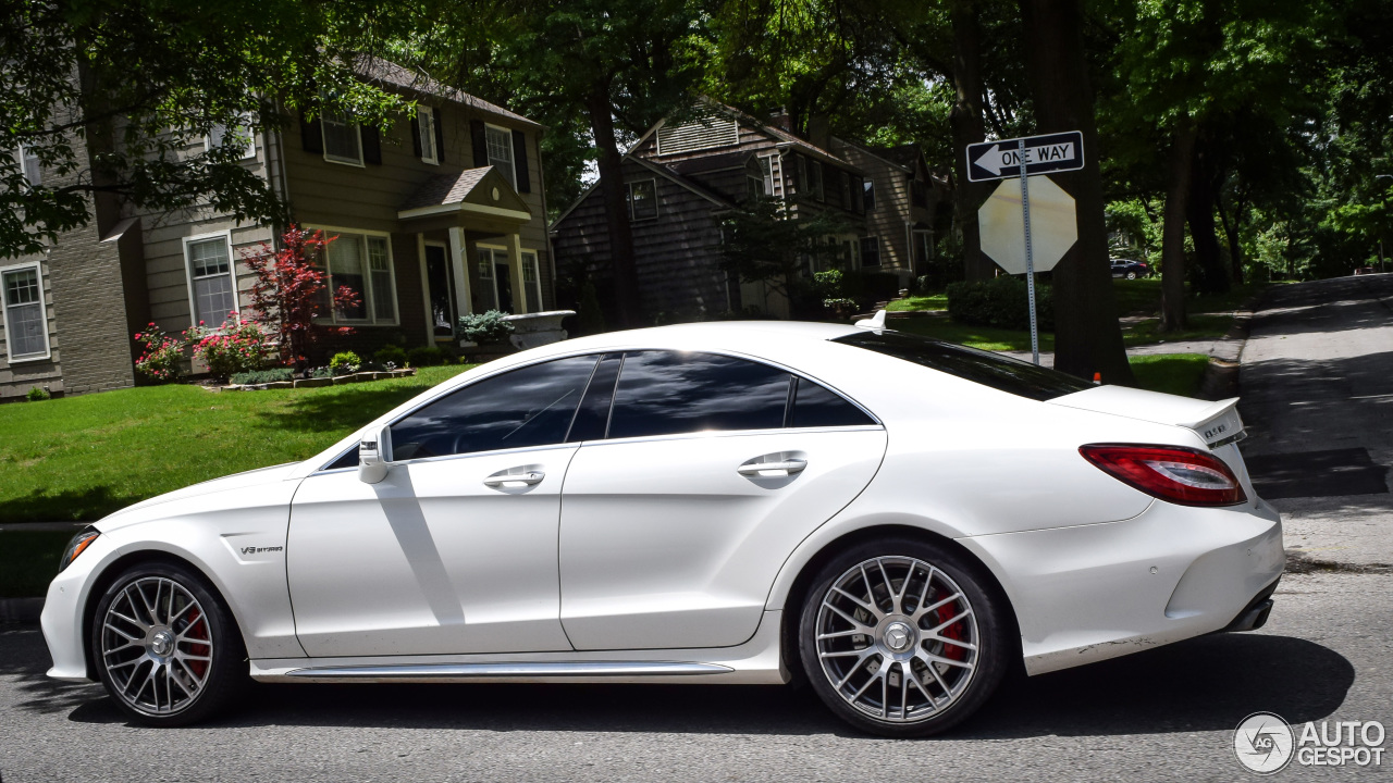Mercedes Benz Cls 63 Amg S C218 2015 28 May 2015