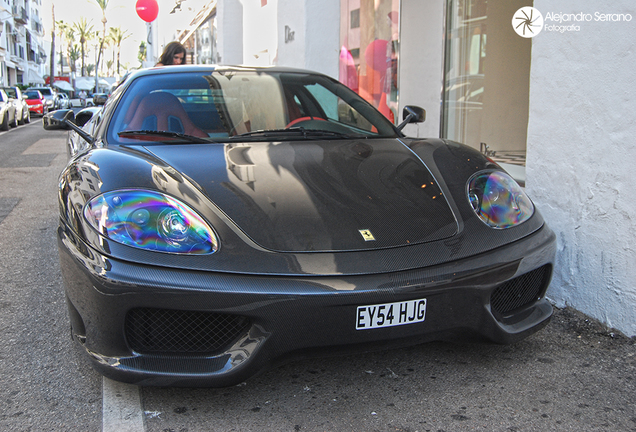 Ferrari Challenge Stradale Carrozzeria Zanasi