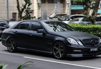 Mercedes-Benz E 63 AMG W212 Vorsteiner