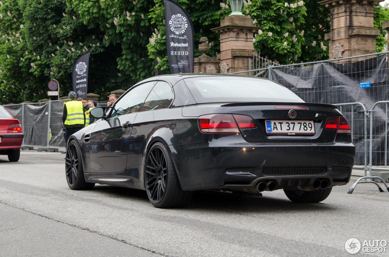 Bmw Schmiedmann M3 E93 Cabriolet 29 May 2015 Autogespot