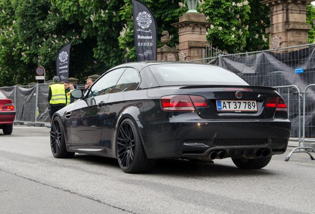 BMW Schmiedmann M3 E93 Cabriolet