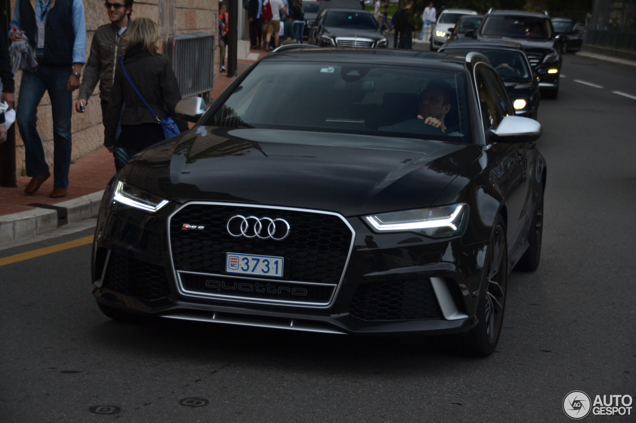 audi rs6 avant c7 2015 31 may 2015 autogespot. Black Bedroom Furniture Sets. Home Design Ideas