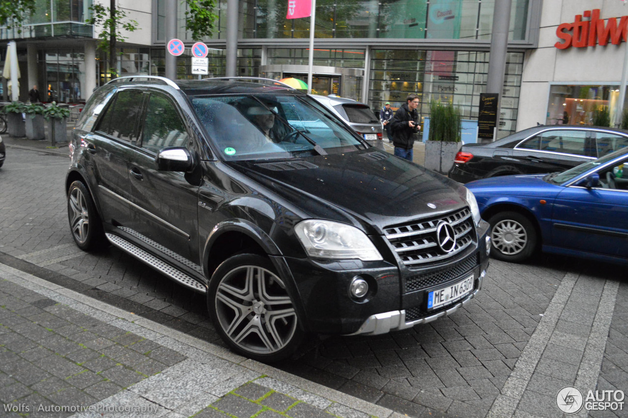 mercedes benz ml 63 amg w164 2009 31 may 2015 autogespot. Black Bedroom Furniture Sets. Home Design Ideas