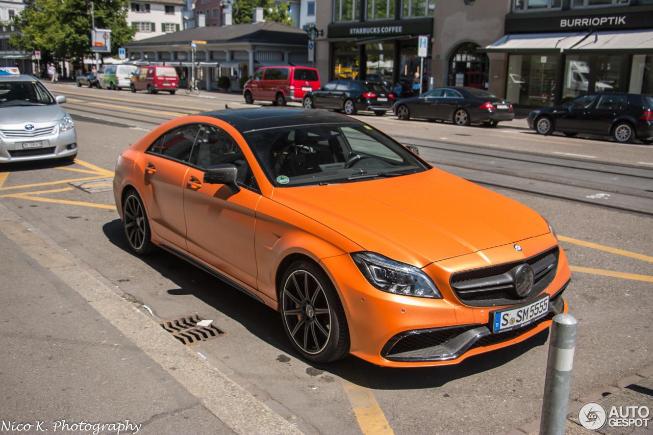 Mercedes benz cls 63 amg s c218 2015 1 juni 2015 for Mercedes benz lease specials orange county