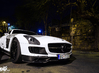 Mercedes-Benz SLS AMG Mansory Soft Kit