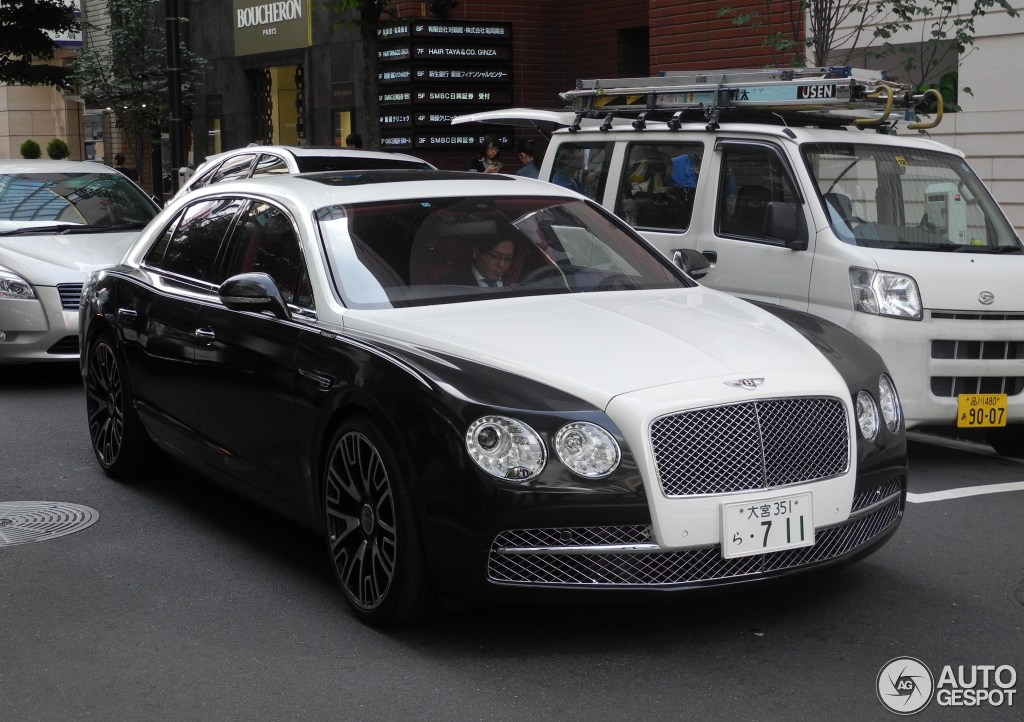 Bentley Flying Spur V8 2 June 2015 Autogespot