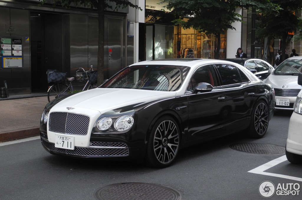 Bentley Flying Spur V8 - 2 June 2015 - Autogespot