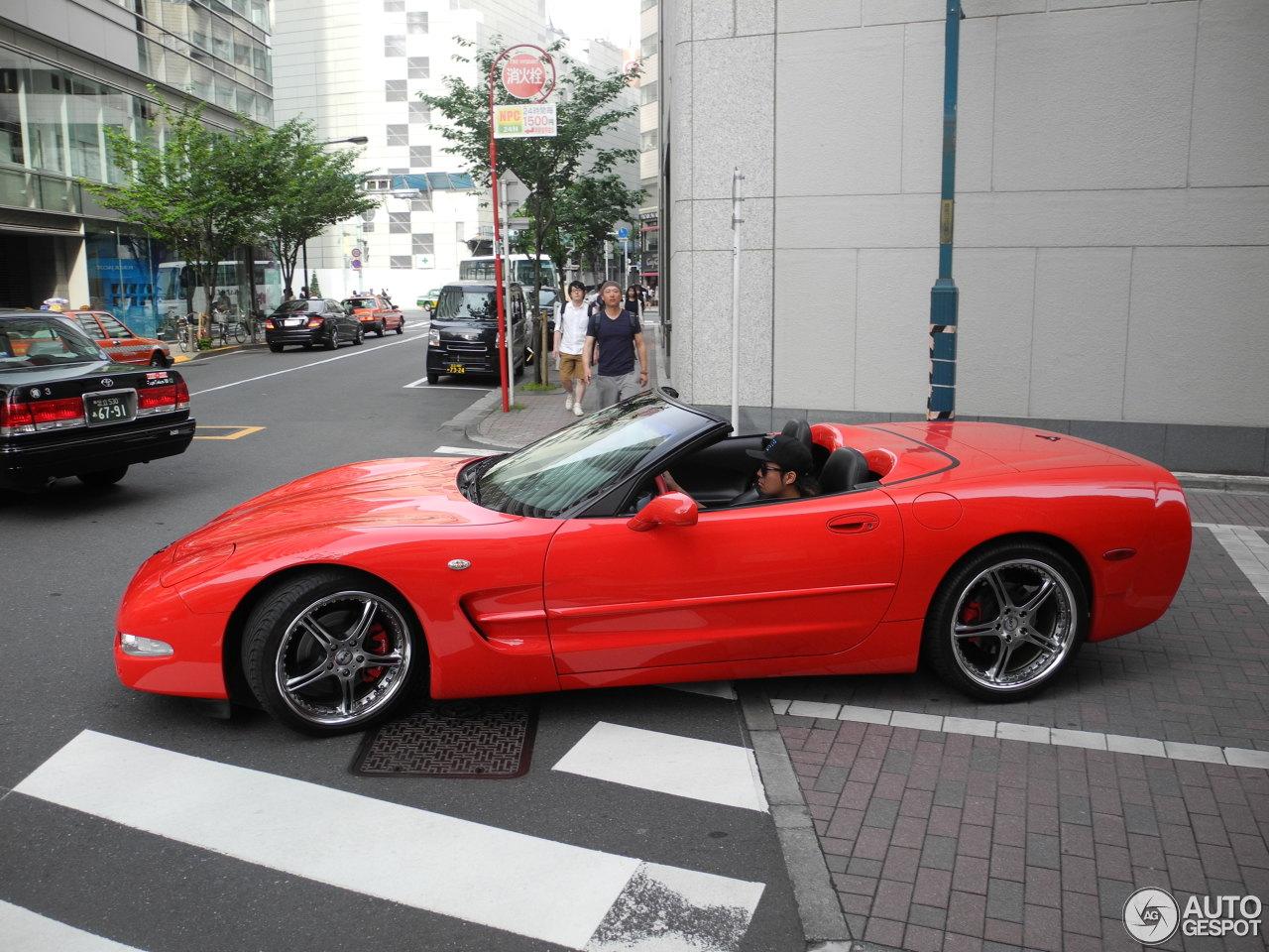 chevrolet corvette c5 convertible 3 june 2015 autogespot. Black Bedroom Furniture Sets. Home Design Ideas