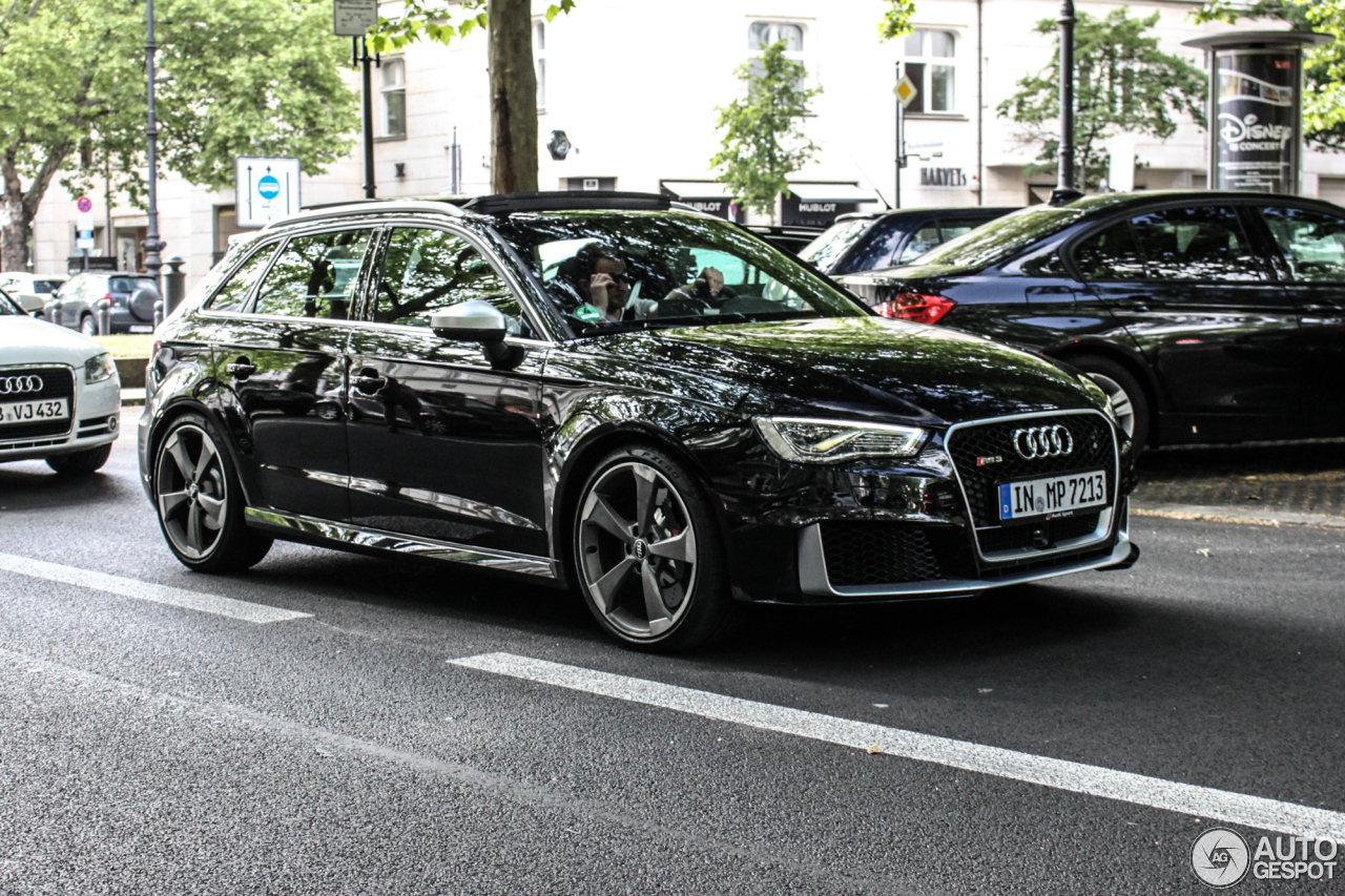 audi rs3 sportback 8v 4 june 2015 autogespot. Black Bedroom Furniture Sets. Home Design Ideas