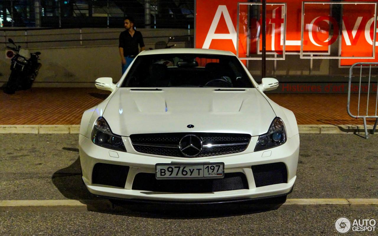 Mercedes benz sl 65 amg black series 4 june 2015 for Mercedes benz sl series