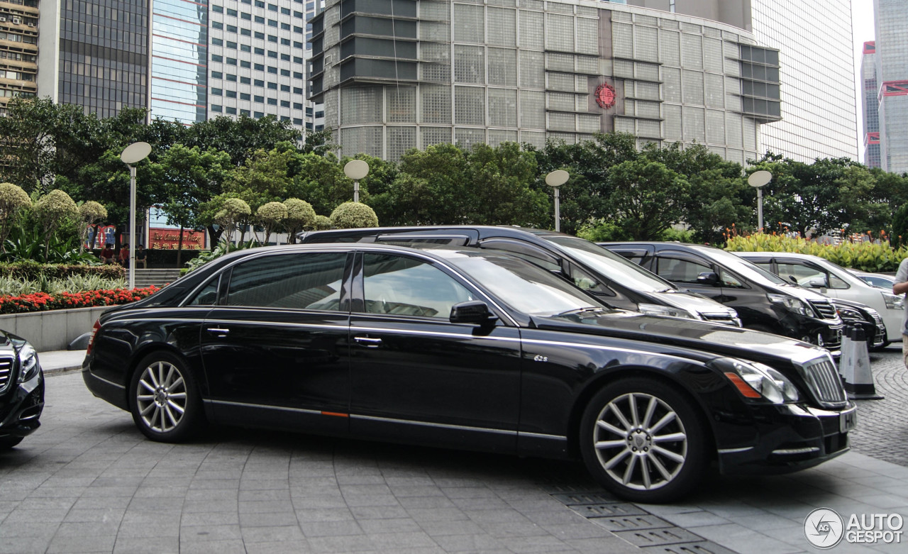 Green Country Auto >> Maybach 62 S 2011 - 5 June 2015 - Autogespot