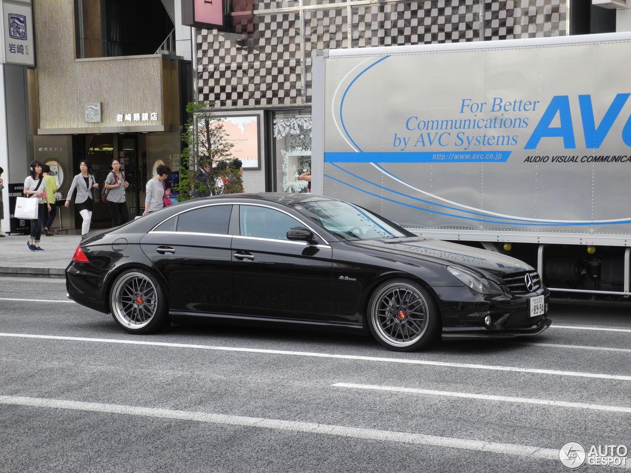 Mercedes Benz Cls 63 Amg C219 2008 5 June 2015 Autogespot