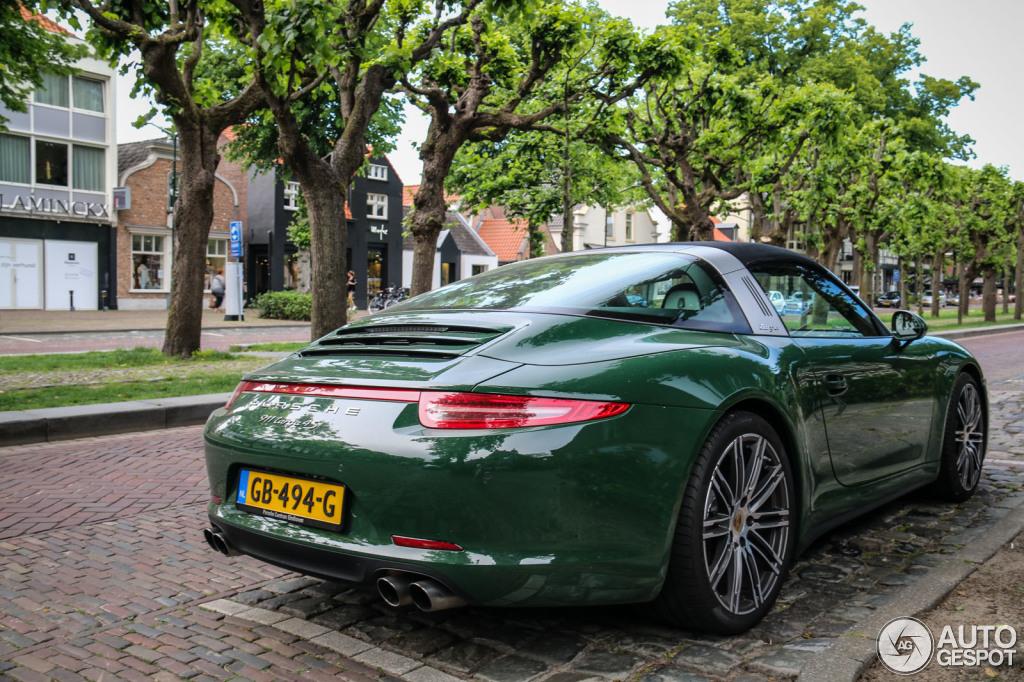 Porsche 991 Targa 4s 5 Juni 2015 Autogespot