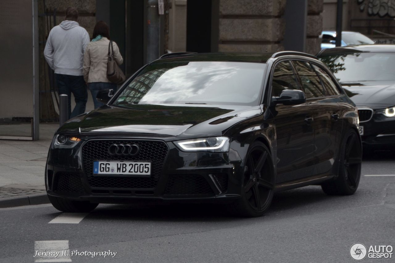 2014 Audi A4 Avant Black Edition Walkaround  YouTube