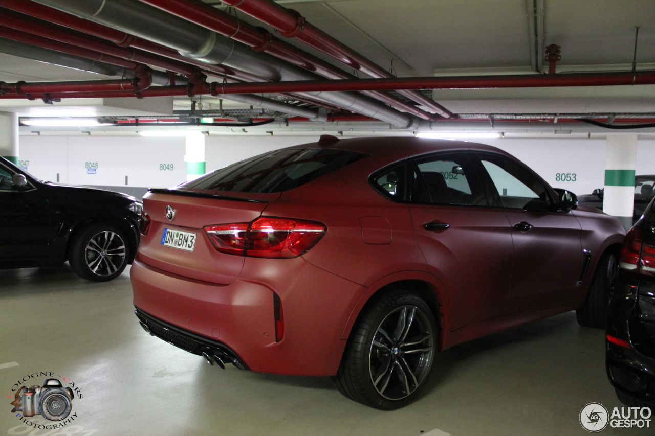 Bmw X6 M F86 6 June 2015 Autogespot