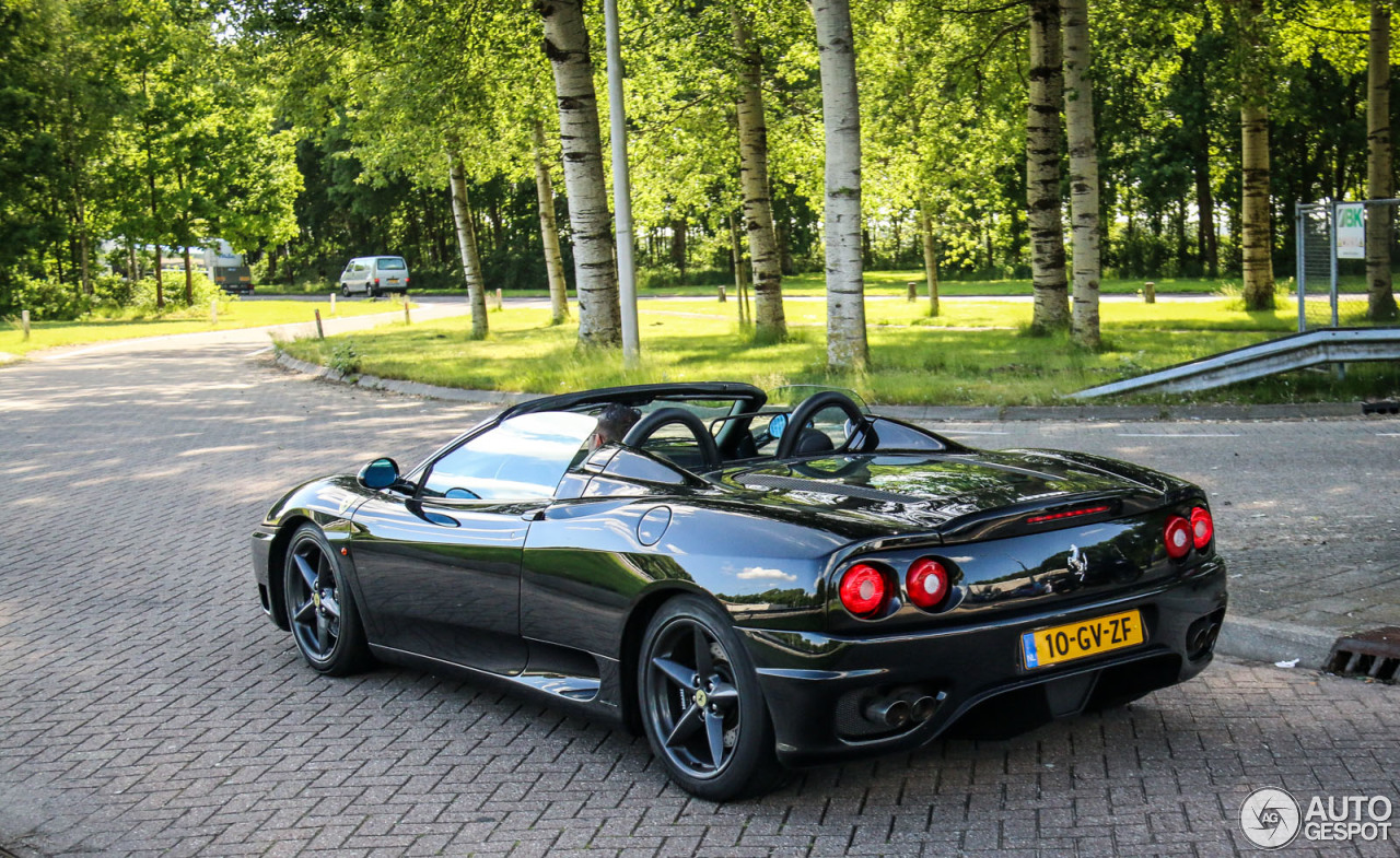 ferrari 360 spider 8 june 2015 autogespot. Black Bedroom Furniture Sets. Home Design Ideas