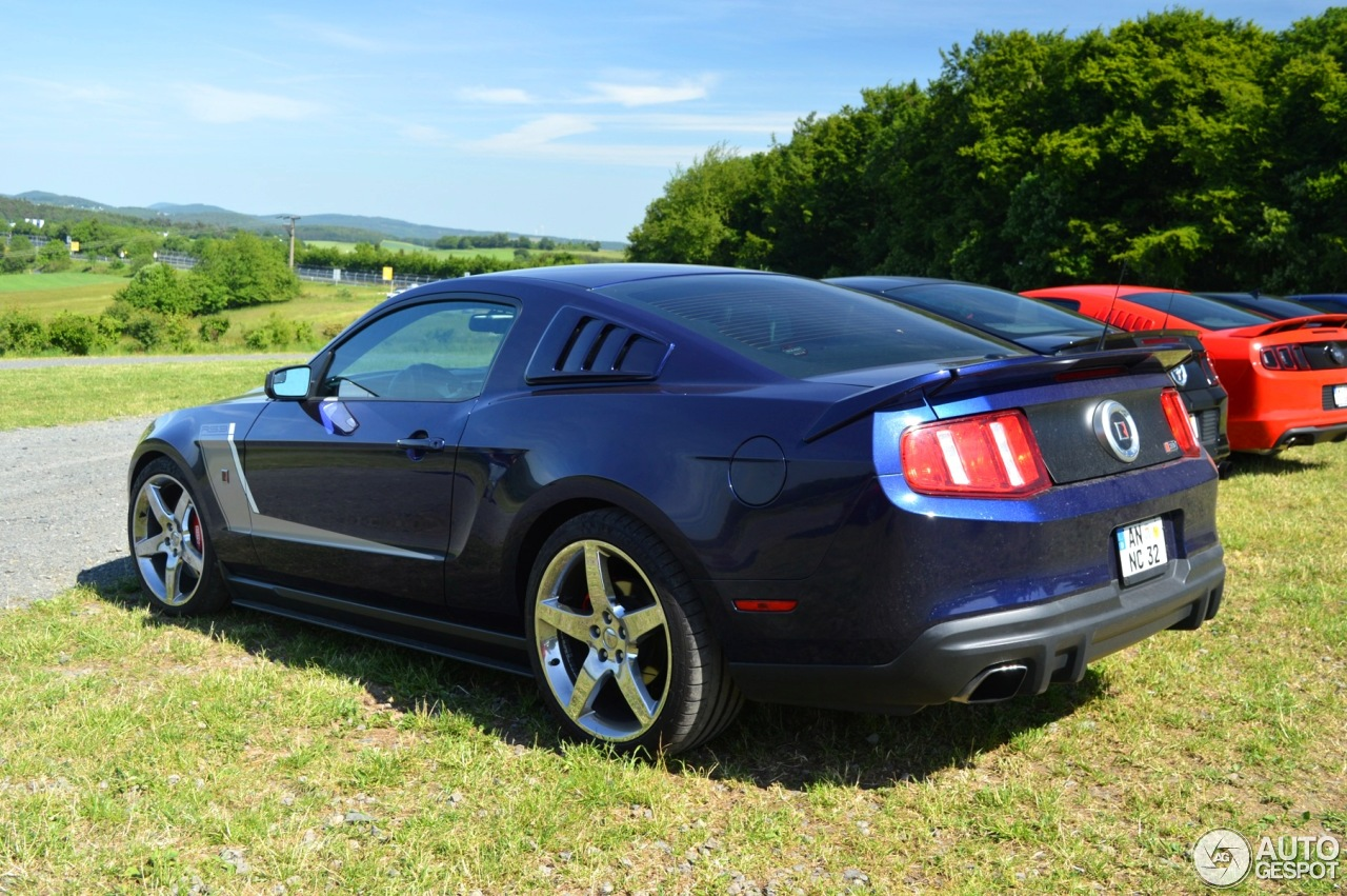 ford mustang roush 5 0 stage 3 2011 8 june 2015 autogespot. Black Bedroom Furniture Sets. Home Design Ideas