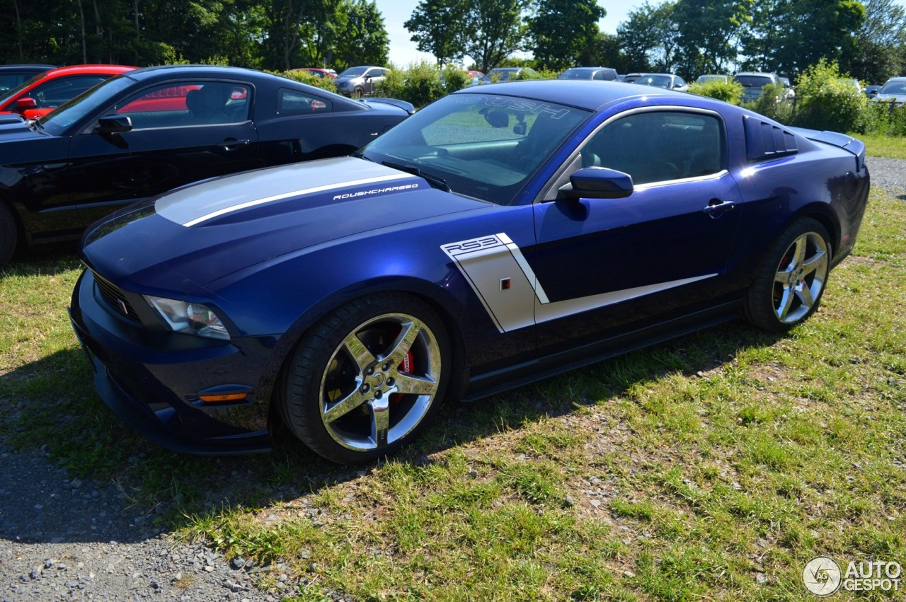 Ford Mustang Roush 5 0 Stage 3 2011 8 June 2015 Autogespot