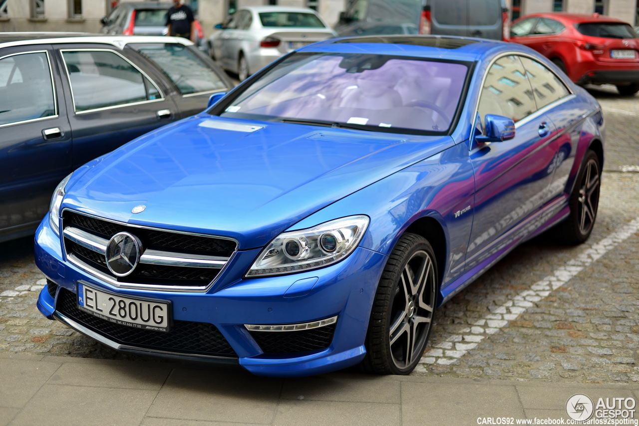 mercedes benz cl 63 amg c216 2011 8 june 2015 autogespot. Black Bedroom Furniture Sets. Home Design Ideas