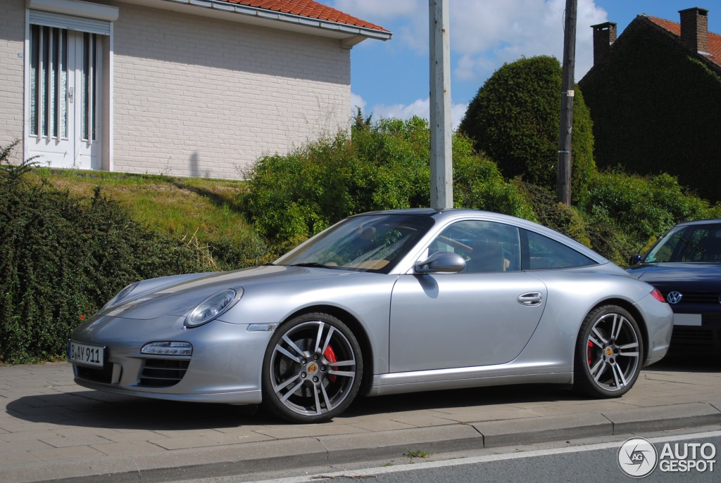 porsche 997 targa 4s mkii 8 june 2015 autogespot. Black Bedroom Furniture Sets. Home Design Ideas