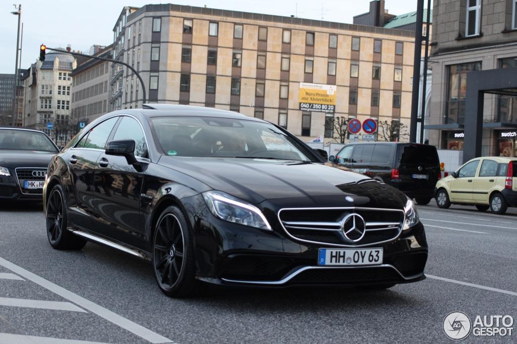 Mercedes Benz Cls 63 Amg S C218 2015 9 Juni 2015 Autogespot