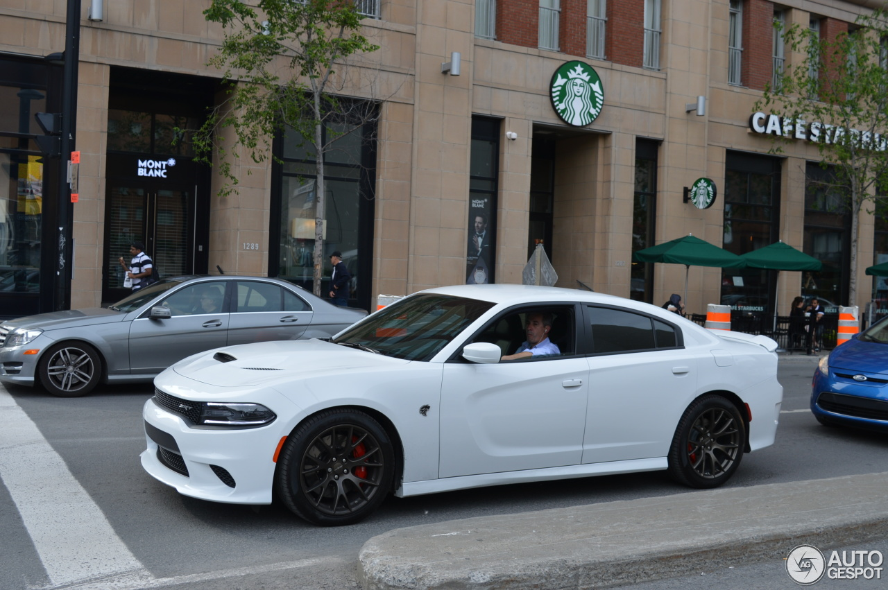 Dodge Charger Srt Hellcat 2015 10 June 2015 Autogespot