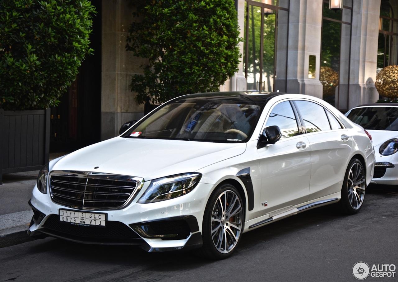 Mercedes Benz Brabus 900 Rocket 10 June 2015 Autogespot
