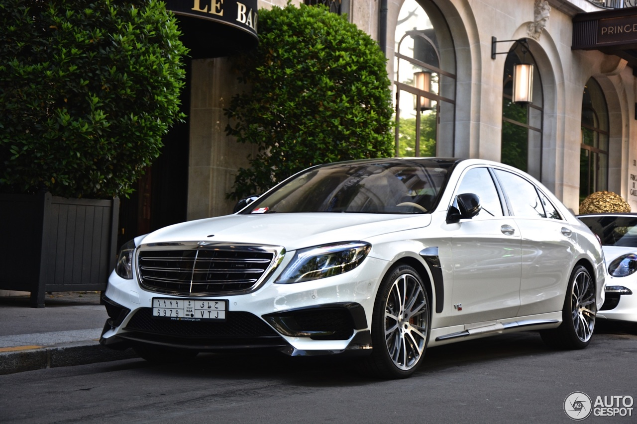 Mercedes Benz Brabus 900 Rocket 10 Juni 2015 Autogespot