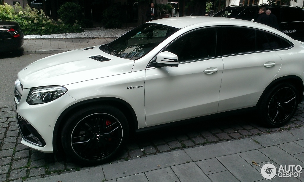mercedes amg gle 63 s coup 11 june 2015 autogespot. Black Bedroom Furniture Sets. Home Design Ideas